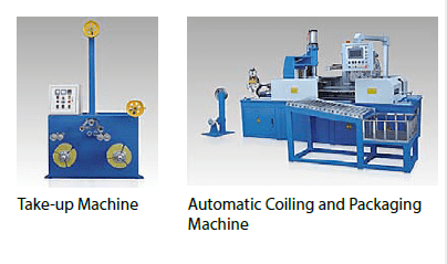 BUILDING WIRE/ JACKETING EXTRUSION LINES