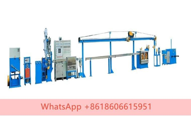 ELECTRICAL AND ELECTRONIC WIRES EXTRUSION LINE