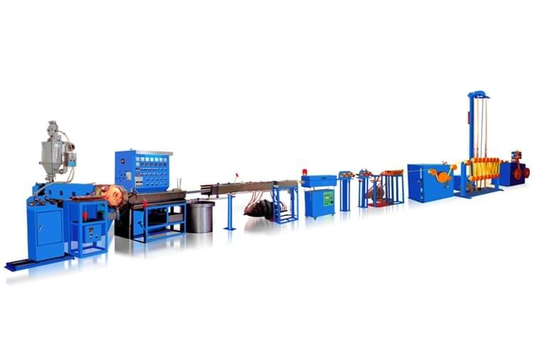 Cable Extrusion Line from Max Xu