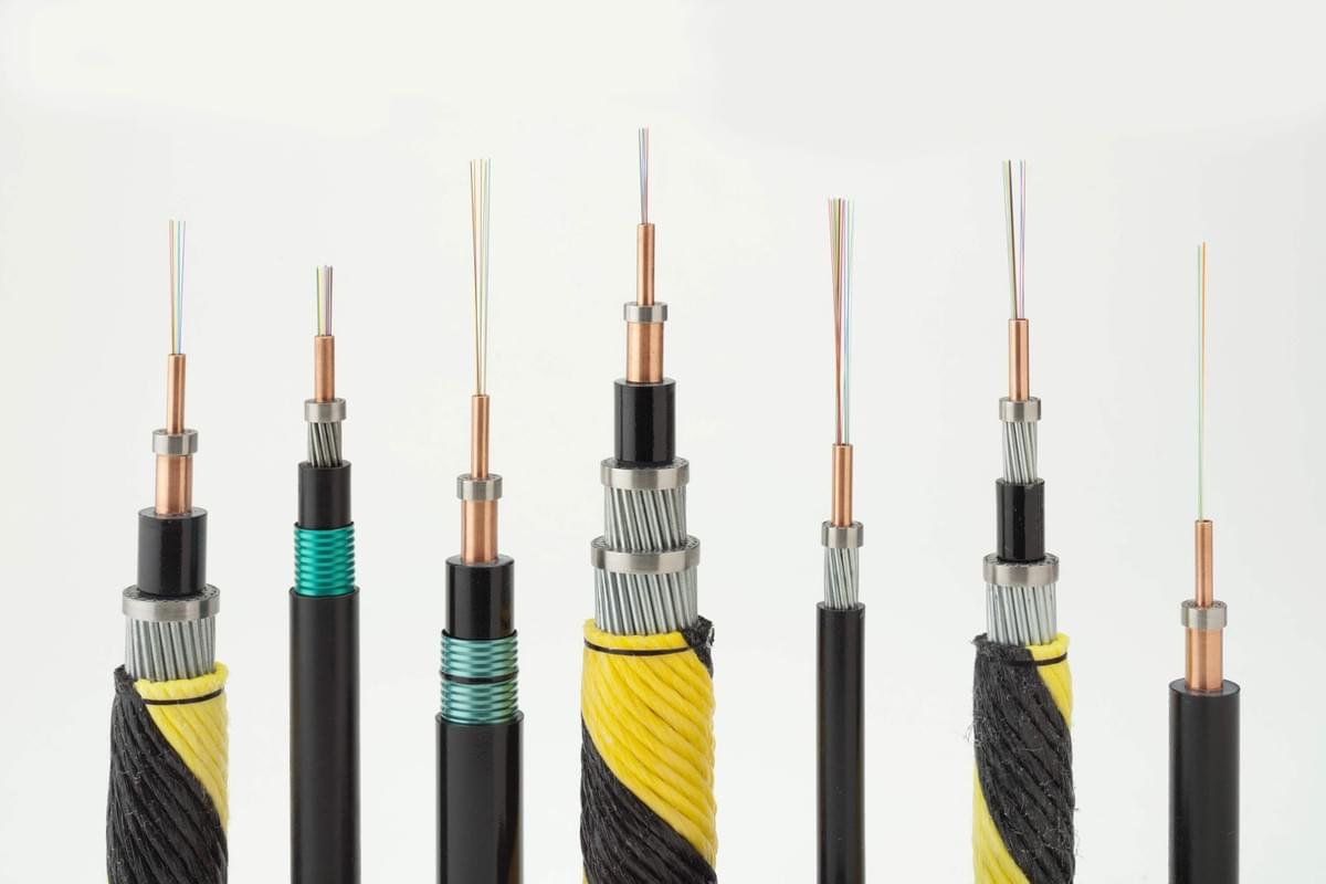 Submarine Fiber Optic Cable from carsing tech