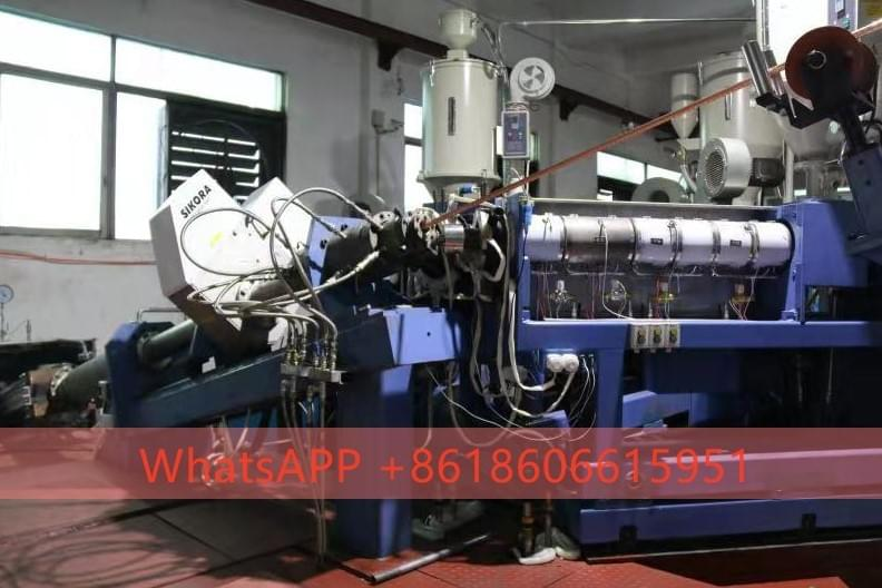 Triple Co-extrusion line Ningbo Capstaner Technology Co.,Ltd.