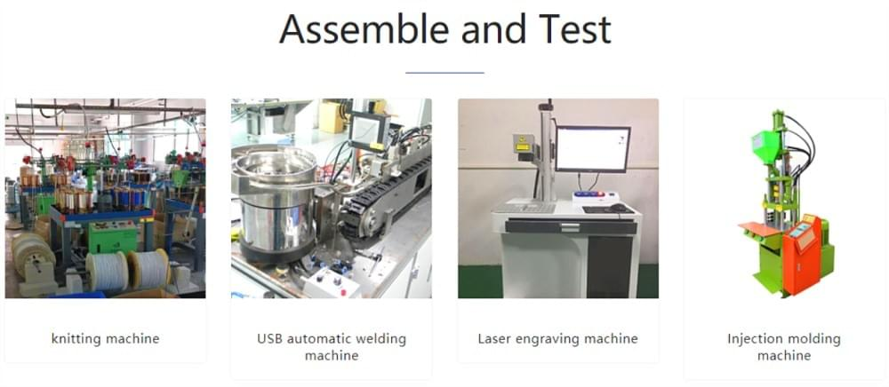 Assemble and Test Machine - Goowell