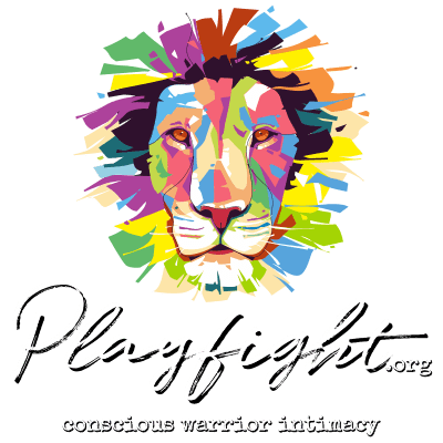 playfight, conscious warrior intimacy