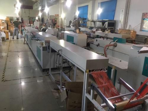 screen printing machine for ribbons