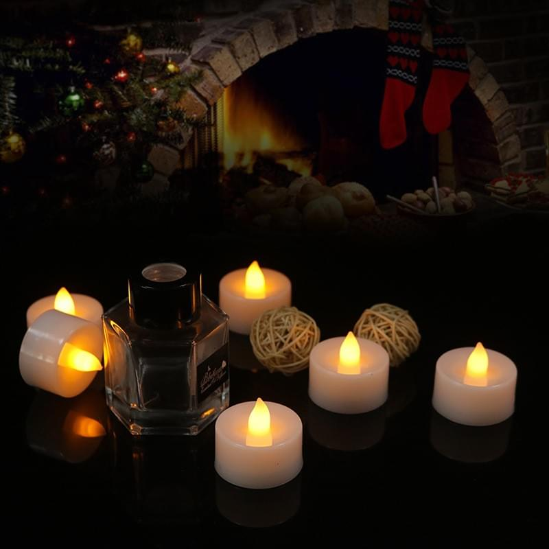 LED candle lights for Chirstmas