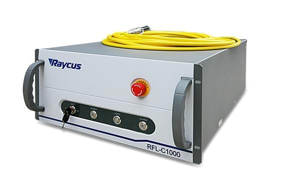 Raycus fiber laser source for handheld laser welding machine