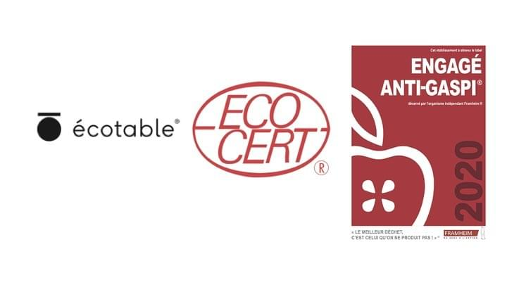 labels  restaurateurs alimentation responsable