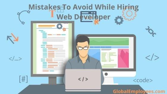 hire a web developer