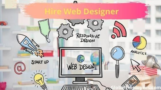Web designers for hire