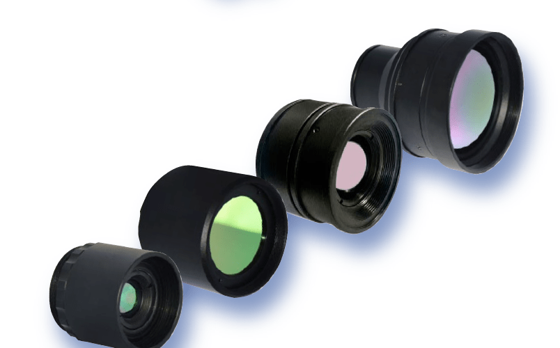 Infrared thermal imaging lens