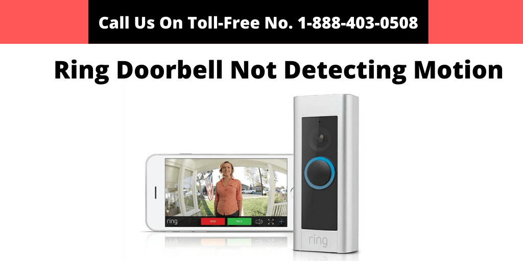 Ring Doorbell Not Detecting Motion