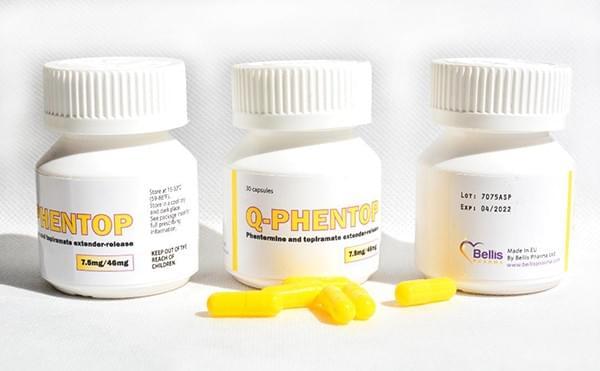 Amphetamin-Medikamente zur Gewichtsreduktion