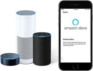 About Echo Alexa