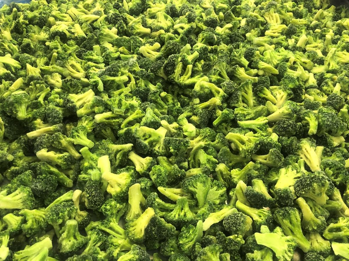IQF Cut Broccoli Grade B