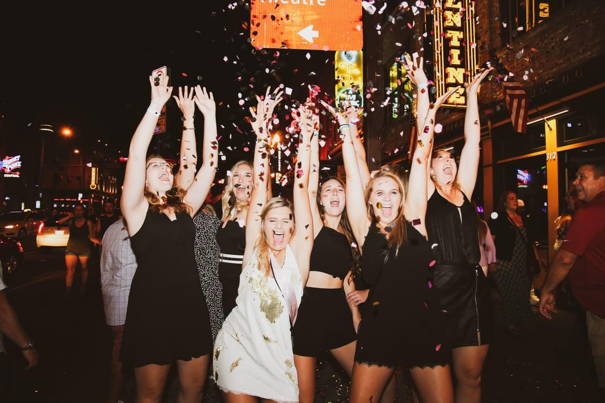 Bachelor and Bachelorette VIP Parties in Nashville, TN and New Orleans, LA