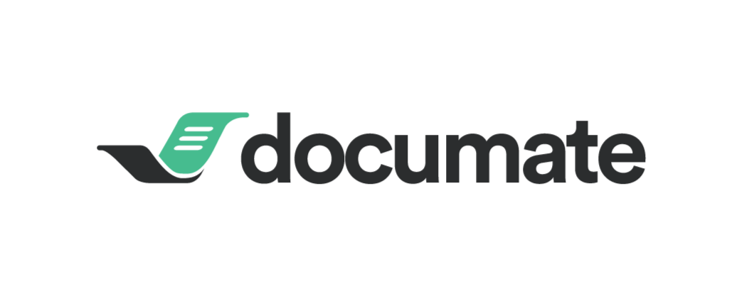 Documate logo and website link