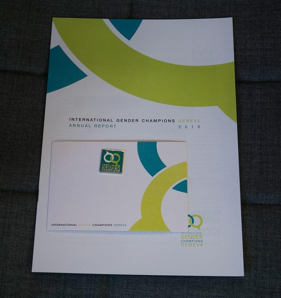 Annual Meeting: International Gender Champions