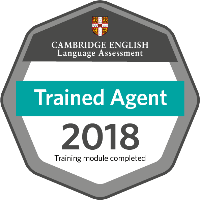 Cambridge English Trained Education Agent - 2018