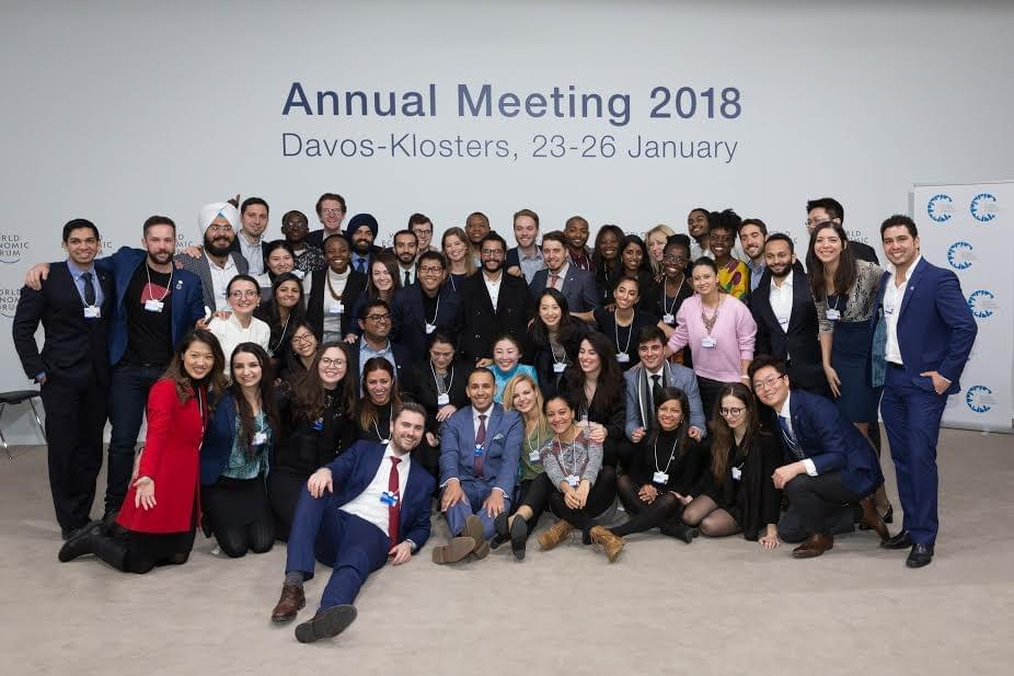 Global Shapers Annual Davos Meeting