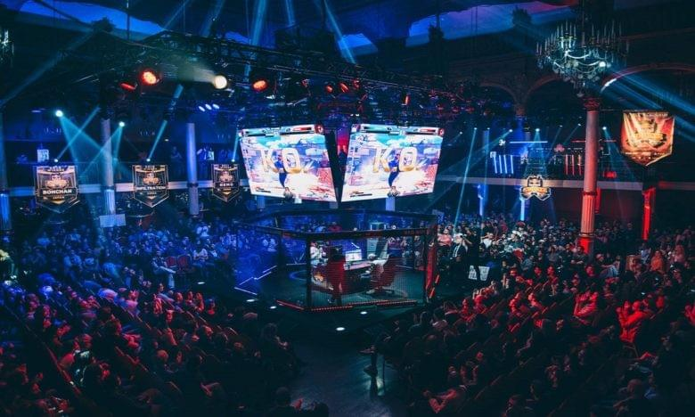 Photo du Red Bull Kumite - Crédit : redbull.com