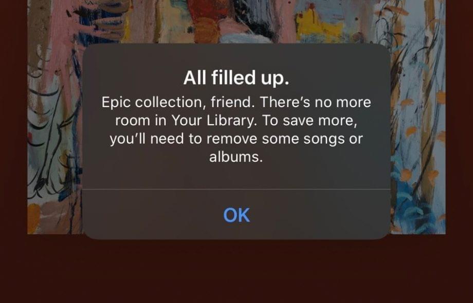 Spotify is Full Housemusic