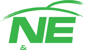 north east ag and industrial logo
