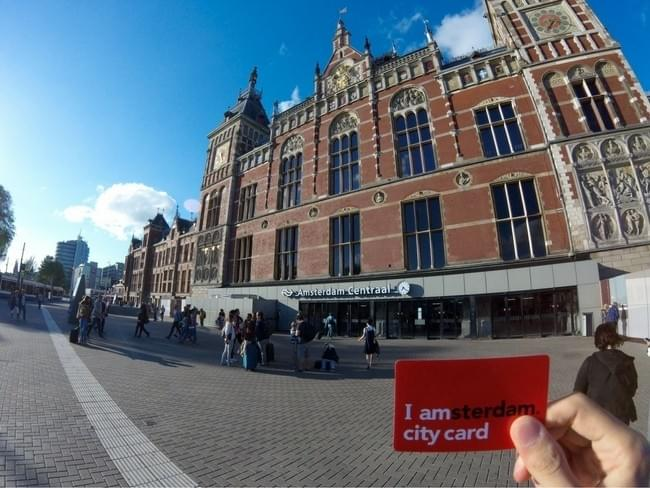 Amsterdam on a Budget: I amsterdam City Card