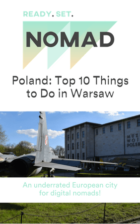 Poland: Top 10 Things to Do in Warsaw