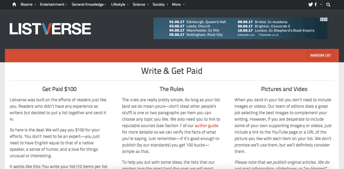 10 Publications That Will Pay You for Travel Writing - Blog