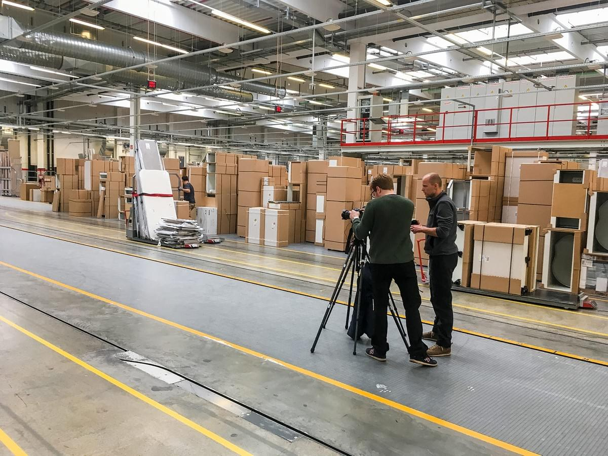 Filmproduktion aus Hamburg, Content Marketing Film Mercedes-Benz Trucks