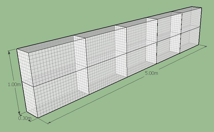 Tips and Tricks for Gabion Walls - Retaining wall Rock wall
