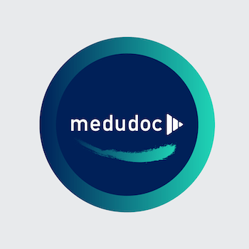 Become part of our co-creation approach and further develop our product collectively with medudoc.