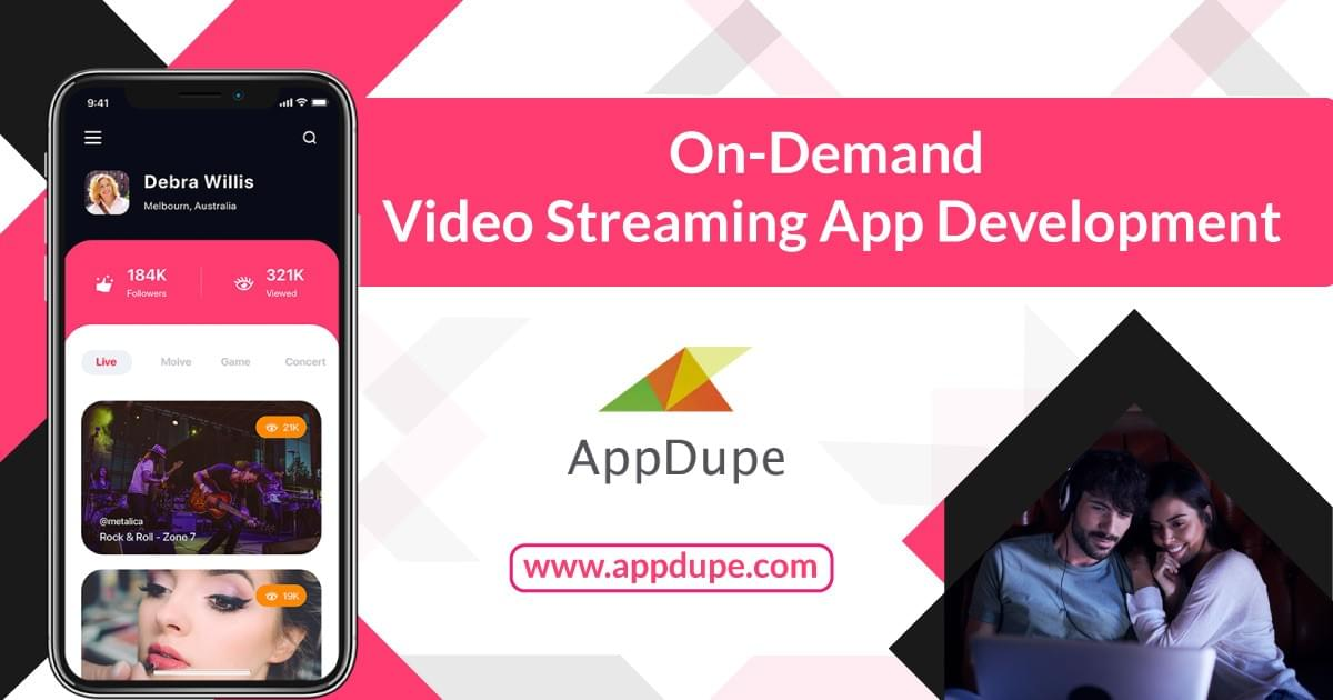 The time is ripe to capitalize on an on-demand video streaming app solution