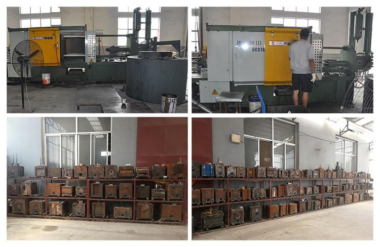 casting and mold of Suntech