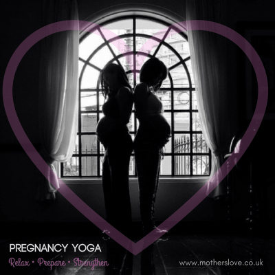 motherslove pregnancy yoga classes - weekly in Frome, Somerset.