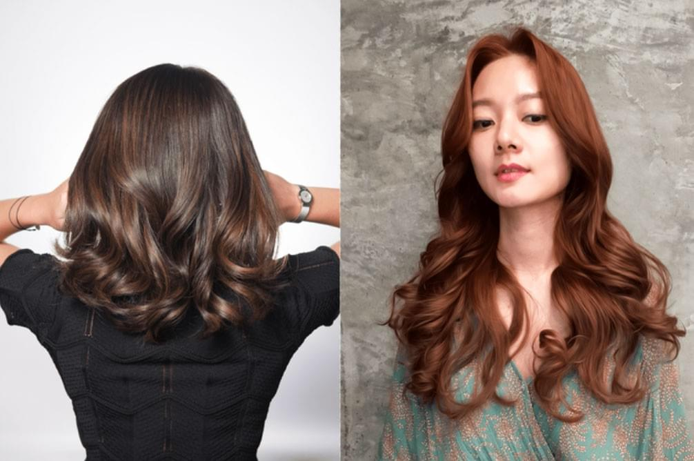 Get the best digital perm, korean perm, and rebonding at Walking On Sunshine Hair Salon in Singapore
