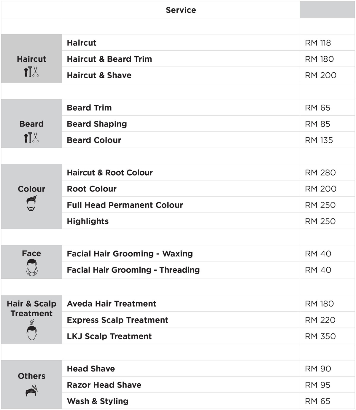 Pricing Leekaja Beauty Salon Malaysia 이가자 뷰티 Best