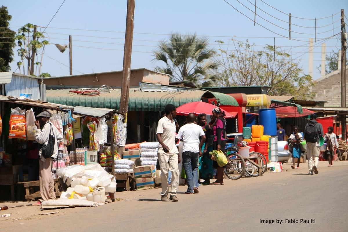Maramba Market. Picture taken by Hugo Lingeman