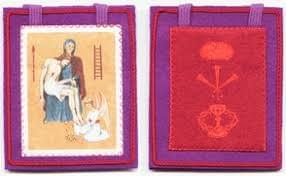 Scapular of Benediction and Protection
