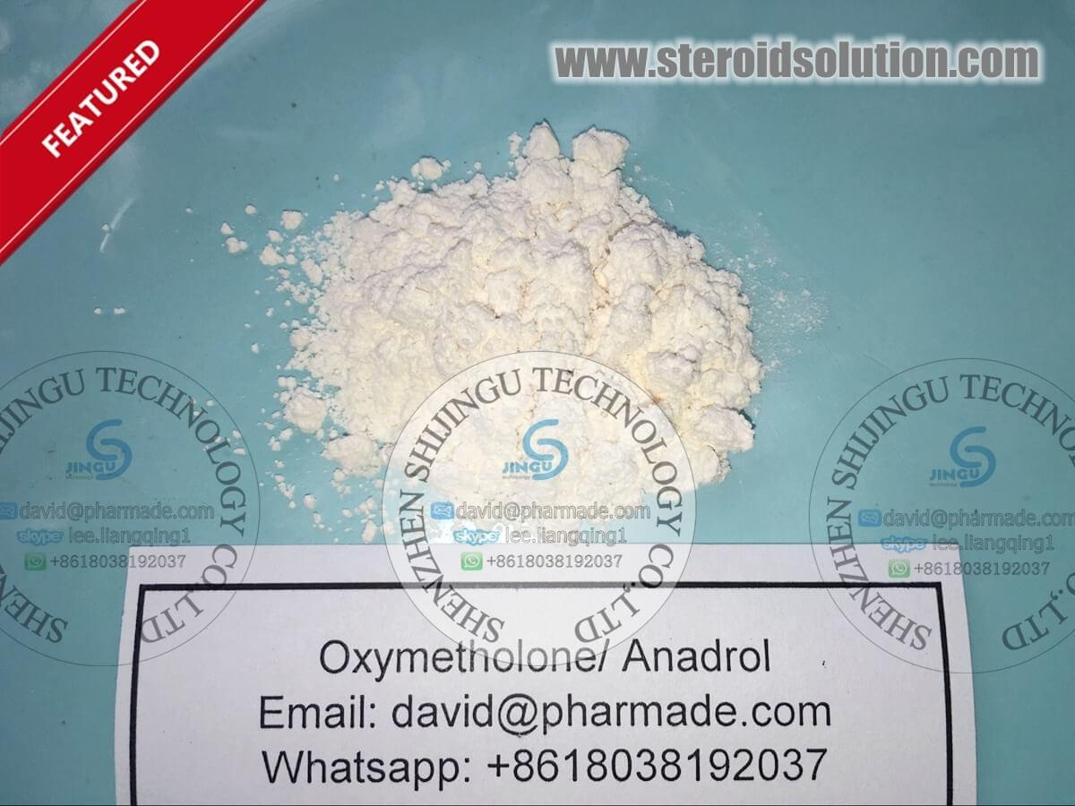 powder suppier of Oxymetholone Androl Anapolan