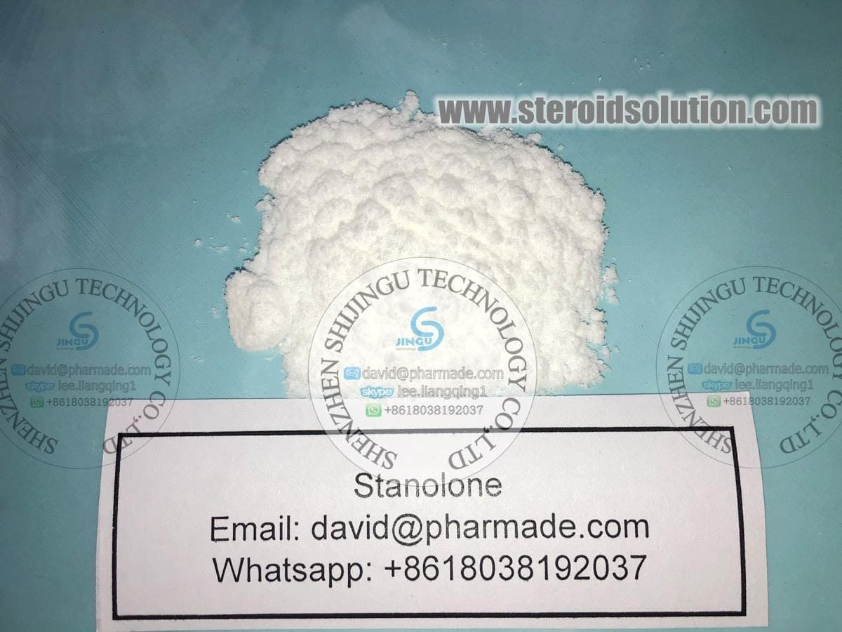 Powder Source of Raw Stanolone Androstanolone Dihydrotestosterone DHT