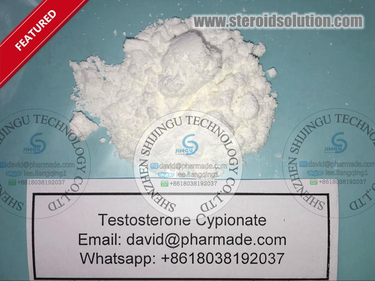 Testosterone cypionate powder