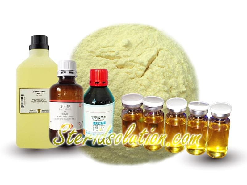 steroid blend oil conversions ingredients
