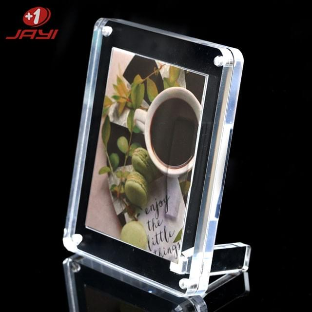 Standing Acrylic Photo FramePersonal customization