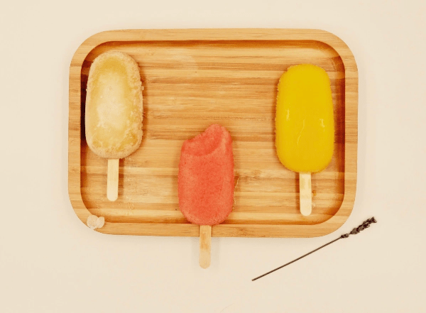 Sorbet Popsicles - UglyFood sustainable supplier