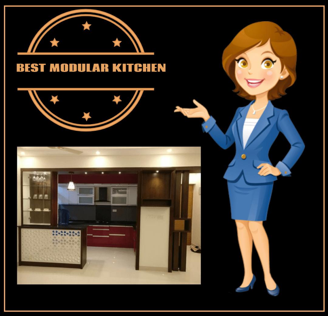 Sumptuous Ultramodern Modular Kitchen In Kolkata To Cook Lavishly - modular kitchen