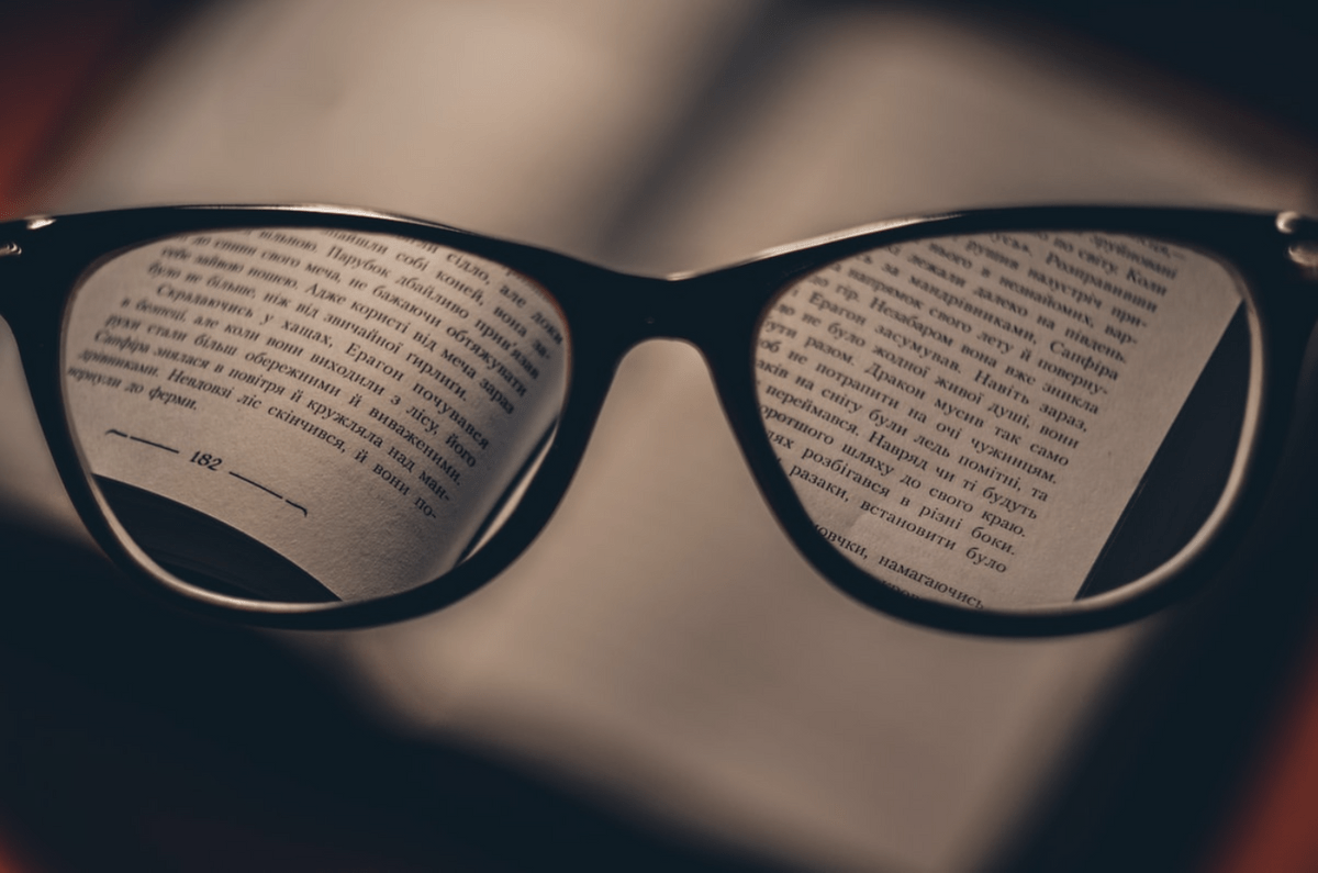 What do reading glasses and market research have in common?