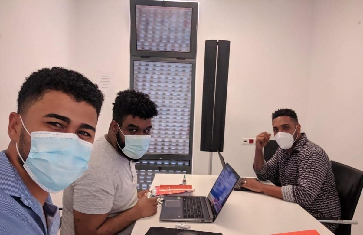 The founders of Health 2.0 at work