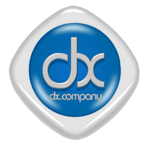 dx.company digital transformation logo