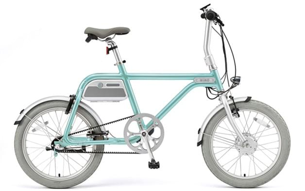 電動アシスト自転車 COOZY (JADE GREEN)online shop 限定